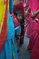 Pre Holi Festival Jaipur Rajasthan India