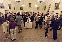 Reception following Berkeley Divinity School at Yale Convocation 2016