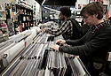 Rough Trade East, in Brick Lane, with its vast collection of vinyls is the record shop of reference.