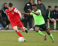 2016 04 Limerick v Cork City U17