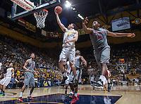 CAL Men's Basketball vs. Washington State, January 18, 2014