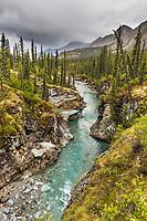 Matthews River, Arctic, Alaska