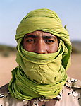 Adagou Mohamed Sidagha, 19 years old,  joined NMJ in the early hours of the rebellion, in February 2007, by spite. Nomad and travelling between Niger, Algeria and Lybia, he didnt find a job. Northern Niger. March 2008.