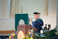 Dean Rick Morin, M.D. Commencement, class of 2013.