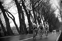 3 Days of West-Flanders, .day 3: Nieuwpoort-Ichtegem.escape of the day: Stijn Neirynck, Christopher Juul Jensen & David Boucher