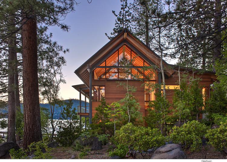 Residential Home 65 Shoreline By Bohlin Cywinski Jackson