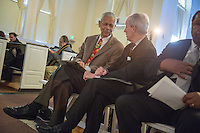 20140123 Julian Bond Reception and Martin Luther King Day Celebration Event