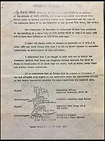 Falklands surrender fax.