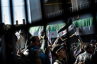 2012 Syria: Demonstrations