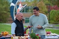 The Chew - Chef Symon visits ESPN