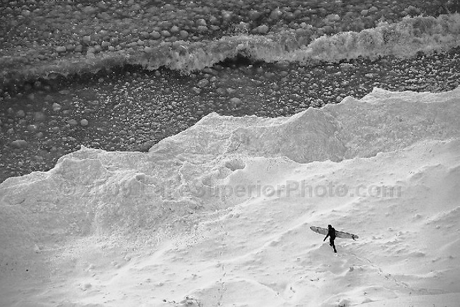 photos, pictures, images of Lake Superior Surfing