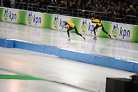 SCHAATSEN: HEERENVEEN: 29-12-2016, IJsstadion Thialf, KPN NK AFSTANDEN, ©foto Martin de Jong