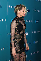 "HOLLYWOOD, CA - JULY 7: Kristen Stewart at the ""Equals"" Premiere at the ArcLight Theater in Hollywood, California on July 7, 2016. Credit: David Edwards/MediaPunch"