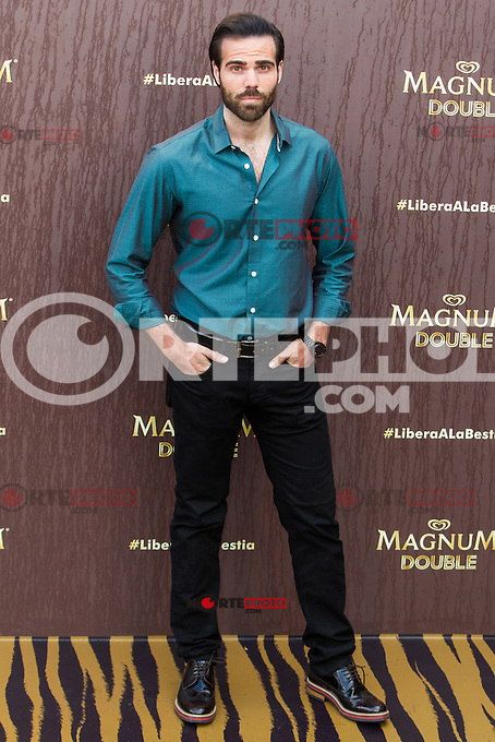 Angel Caballero during the launch party for the new range of Magnum ice cream at  ME Hotel Reina Victoria. Jun 15,2016. (ALTERPHOTOS/Rodrigo Jimenez) /NortePhoto.com
