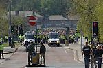 Ipswich Town 3 Norwich City 2, 19/04/2009. Portman Road, Championship. Photo by Simon Gill