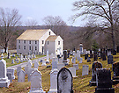 German Lutheran Church.Waldoboro, Maine