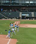 5-20-17, Skyline High School vs Bay City John Glenn varsity baseball