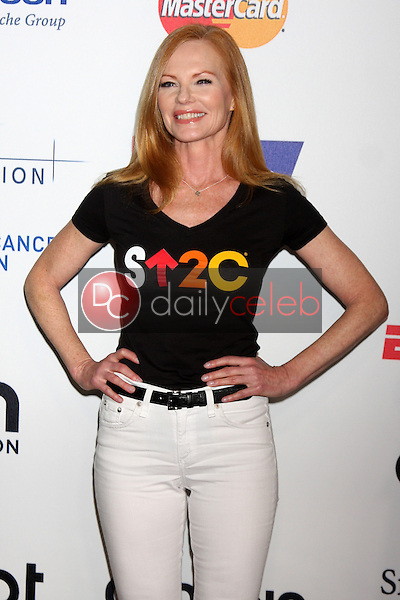 Marg Helgenberger<br /> Stand Up 2 Cancer Telecast Arrivals, Dolby Theater, Los Angeles, CA 09-05-14<br /> David Edwards/DailyCeleb.com 818-249-4998