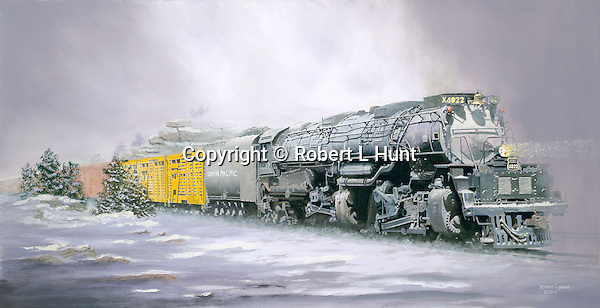 locomotive in winter part two essay