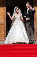 Royal wedding of HRH Crown Prince Leka II of Albania & Elia Zaharia - Albania
