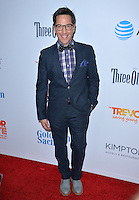 BEVERLY HILLS, CA. December 4, 2016: Dan Bucatinsky at the 2016 TrevorLIVE LA Gala at the Beverly Hilton Hotel.<br /> Picture: Paul Smith/Featureflash/SilverHub 0208 004 5359/ 07711 972644 Editors@silverhubmedia.com