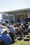"The Cowboy Symposium is an annual event held in Lubbock, TX to celebrate western and cowboy culture and to recognize the on going contribution of the cowboy and ranching to the west and southwest.  The event draws participants from all over the country and even from places like Austraiia to take part in the festivities and to present the widely varying aspects of cowboy/ranching life.  One of the major attractions of the 3 day event is the annual chuckwagon cookoff which pits cooking teams from all over the ranching country to determine who can cook up the best chuckwagon fair in traditional ""on the range"" fashion.  The public can purchase tickets to their favorite wagon and enjoy authentic cowboy cooking at lunch on Saturday.  A cowboy range religous service and chuckwagon breakfast is served up on Sunday morning before everyone breaks down and readies for the journey home.  In addition to the chuckwagon activities, visitors are treated to readings of western poetry, stories and legends, traditional cowboy songs and music, living history displays from cavalry re-enactment goups and dancing and story telling by Native American groups.  Range transportation is featured from the long past horse powered working day to modern procedures using off road vehicles and helicopters.  Art and artifacts are also available from paintings to custom jewelry to custom hats."