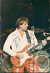 Greg Lake Band featuring Gary Moore live in New York 1981.