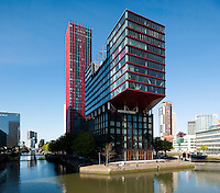 The Red Apple Rotterdam by  KCAP Architects & Planners - Jan des Bouvrie