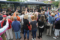KONINGSHUIS: JOURE: 14-06-2013, Koninklijk bezoek, ©foto Martin de Jong
