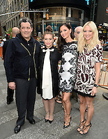 JUL 21 Project Runway All Stars Ring The NASDAQ Stock Market Closing Bell
