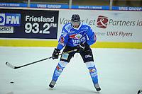 IJSHOCKEY: HEERENVEEN; 07-11-2014, IJstadion Thialf, UNIS Flyers - Laco Eaters Limburg, uitslag 5-1, ©foto Martin de Jong
