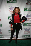 Amanda Seales Attends 135th Street Agency Holiday Party Featuring the Beautiful Textures 2014 Upfront! And Special Performance by Atlantic Records' Sevyn Streeter Hosted by Angela Yee, Angela Simmons and Sway Calloway Held at Arena, NY