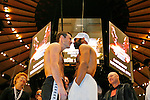 November 7, 2008: Joe Calzaghe vs Roy Jones Jr. Weigh-In