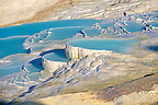 Photo &amp; Image  of Pamukkale Travetine Terrace, Turkey. Images of the white Calcium carbonate rock formations. Buy as stock photos or as photo art prints. 2