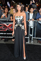 Nina Dobrev at the Los Angeles premiere for &quot;XXX: Return of Xander Cage&quot; at the TCL Chinese Theatre, Hollywood. Los Angeles, USA 19th January  2017<br /> Picture: Paul Smith/Featureflash/SilverHub 0208 004 5359 sales@silverhubmedia.com