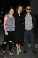 NEW YORK, NY-August 15: Stella Grey, Jennifer Grey, Joel Grey at Focus World a Comcast Company presents premiere of Tale of Love and Darkness at the Crosby Street Hotel in New York. August 15, 2016. Credit:RW/MediaPunch