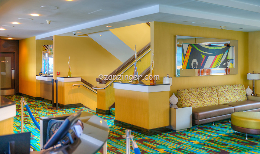 Golden Nugget Chart House Restaurant,Atlantic City World-famous Boardwalk, Sand, Resort hotels,  Architecture;  New Jersey; Seaside Resort;