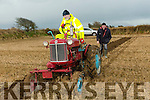 At the Ardfert Ploughing association Co. Championship Ploughing Match  on the lands of Michael McCarthy, Ballinprior, Ardfert on Sunday were Jo McCarthy and John McCarthy, Ballyheigue