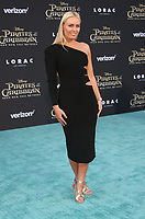 """HOLLYWOOD, CA - May 18: Lindsey Vonn, At Premiere Of Disney's """"Pirates Of The Caribbean: Dead Men Tell No Tales"""" At Dolby Theatre In California on May 18, 2017. Credit: FS/MediaPunch"""