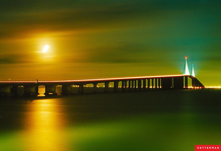 Tampa Bay Bridge Florida Tampa Bay on Florida's