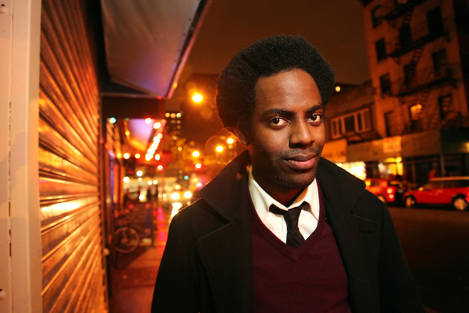 Baron Vaughn  - Luca Lounge