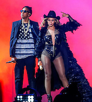 Beyonce & JAY Z - On The Run Tour - Houston