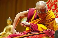 Dalai Lama in Budapest 2010