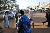 Mobile phone use, Nakasero