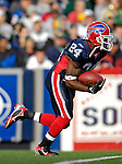 5 November 2006: Buffalo Bills cornerback Terrence McGee (24) in action against the Green Bay Packers at Ralph Wilson Stadium in Orchard Park, NY. The Bills defeated the Packers 24-10. Mandatory Photo Credit: Ed Wolfstein Photo.<br />