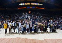 Cal Basketball M vs Oregon State, February 24, 2017