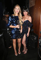 HOLLYWOOD, CA - FEBRUARY 19: ***EXCLUSIVE***  Sarah Potempa and Lea Michele  inside at 3rd Annual Hollywood Beauty Awards at Avalon Hollywood In California on February 19, 2017. Credit: Faye Sadou/MediaPunch