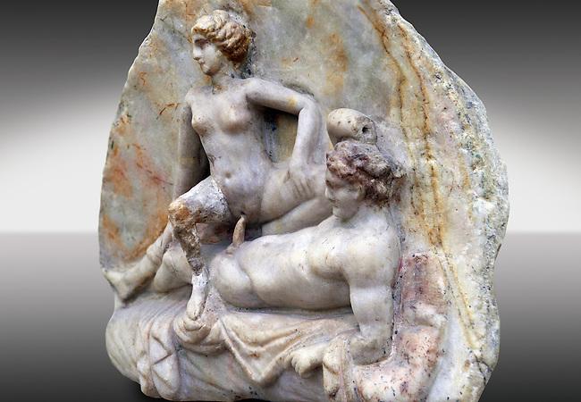 Pompeii and sex.