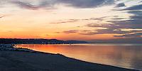 &quot;Firewater&quot;<br /> Long Island Sound Sunset<br /> Riverhead, Long Island