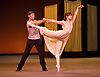 Russian Ballet Icons Gala 2015 <br /> at the Coliseum, London, Great Britain <br /> 8th March 2015 <br /> rehearsals <br /> <br /> Johan Kobborg &amp; Alina Cojocaru in The Mayerling <br /> <br /> <br /> <br /> Photograph by Elliott Franks <br /> Image licensed to Elliott Franks Photography Services